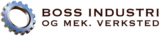Boss Industri og Mek. Verksted AS Mobile Retina Logo